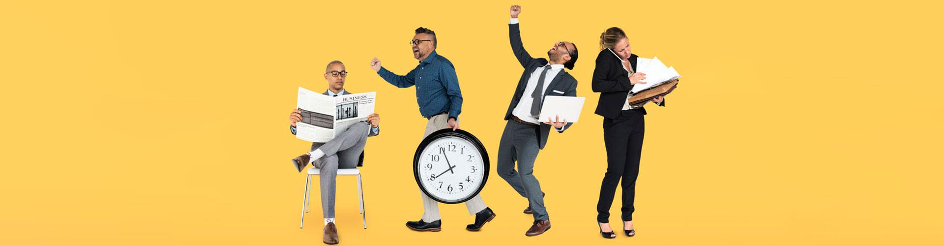 Formation gestion du temps