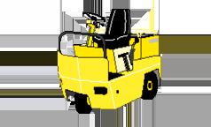 Chariot élévateur type 2