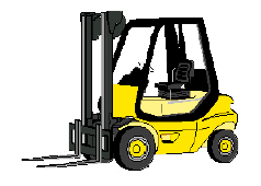Chariot élévateur type 3
