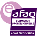 Certification AFNOR e-afaq